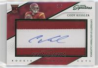 Rookie Signature Cuts - Cody Kessler #/5