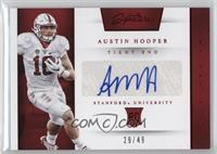 Prime Prospects Signatures - Austin Hooper #/49