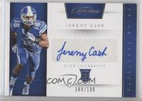 Prime Prospects Signatures - Jeremy Cash /199