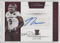 Prime Prospects Signatures - Noah Spence /199