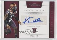 Prime Prospects Signatures - Kendall Fuller #/199