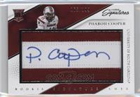 Rookie Signature Cuts - Pharoh Cooper #/199