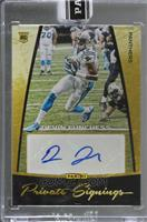 Devin Funchess [Uncirculated] #/10