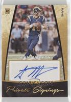 Sean Mannion #/25