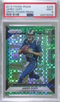 Rookie - Jared Goff [PSA 9 MINT] #/49