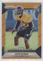 Rookie - Artie Burns #/299