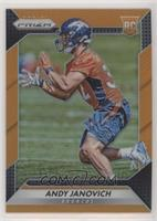 Rookie - Andy Janovich #/299