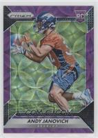 Rookie - Andy Janovich #/99
