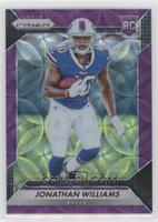 Rookie - Jonathan Williams #/99