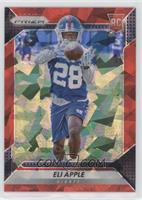 Rookie - Eli Apple #/75