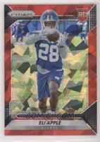 Rookie - Eli Apple [EX to NM] #/75