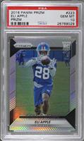 Rookie - Eli Apple [PSA 10 GEM MT]