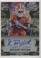 Draft Picks - Kelvin Taylor #/199