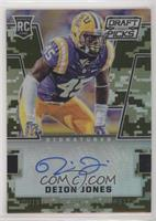 Draft Picks - Deion Jones #/199