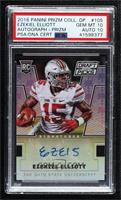 Draft Picks - Ezekiel Elliott [PSA 10 GEM MT]