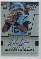Draft Picks - Marquise Williams