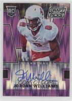 Draft Picks - Jordan Williams /99