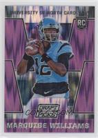 Draft Picks - Marquise Williams #/99