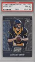 Draft Picks - Jared Goff [PSA 10 GEM MT]
