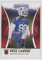 Rookies One Star - Shaq Lawson #/10