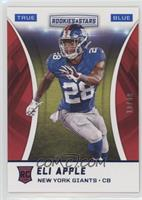 Rookies One Star - Eli Apple #/49