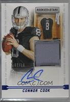 Connor Cook [Noted] #/10