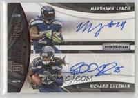 Marshawn Lynch, Richard Sherman /10