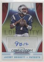Jacoby Brissett [EX to NM] #/1