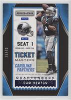 Cam Newton [Noted] #/49