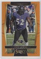 Concourse - Ray Lewis #/49