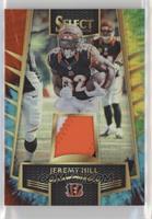 Jeremy Hill #/25
