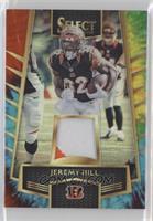 Jeremy Hill [Noted] #/25
