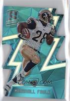 Marshall Faulk (Rams) #/35