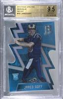 Rookies - Jared Goff [BGS 9.5 GEM MINT] #/35