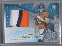 Rookie Patch Autographs - Paxton Lynch /60