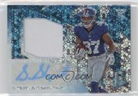 Rookie Patch Autographs - Sterling Shepard /60