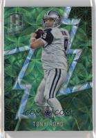 Tony Romo (White Jersey) #/25