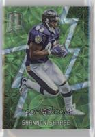 Shannon Sharpe (Ravens Uniform) /25