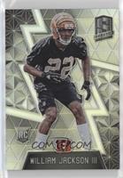 Rookies - William Jackson III #/99