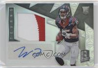 Rookie Patch Autographs - Will Fuller V /99