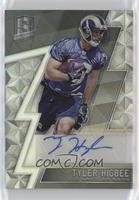 Rookie Autographs - Tyler Higbee /199