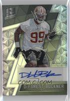 Rookie Autographs - DeForest Buckner /199
