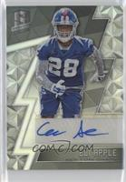 Rookie Autographs - Eli Apple #/199