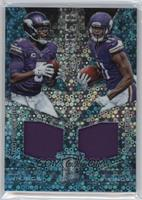 Teddy Bridgewater, Laquon Treadwell /99