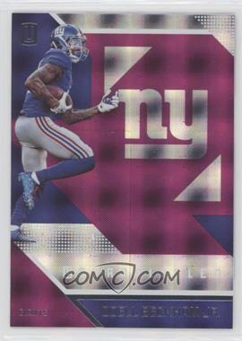2016 Panini Unparalleled - [Base] - Purple #94 - Odell Beckham Jr.