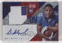 RPS Rookie Auto Jersey Prime - Sterling Shepard #/25