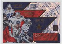 Emmitt Smith, Troy Aikman, Michael Irvin /49