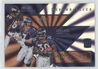 John Elway, Rod Smith, Terrell Davis