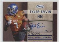 Tyler Ervin /1