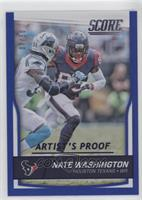 Nate Washington /50